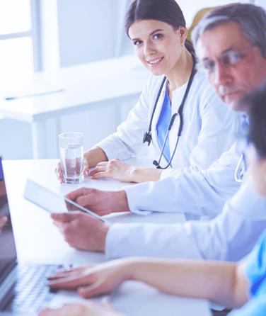 Legal Nurse Consultants Reviewing Case